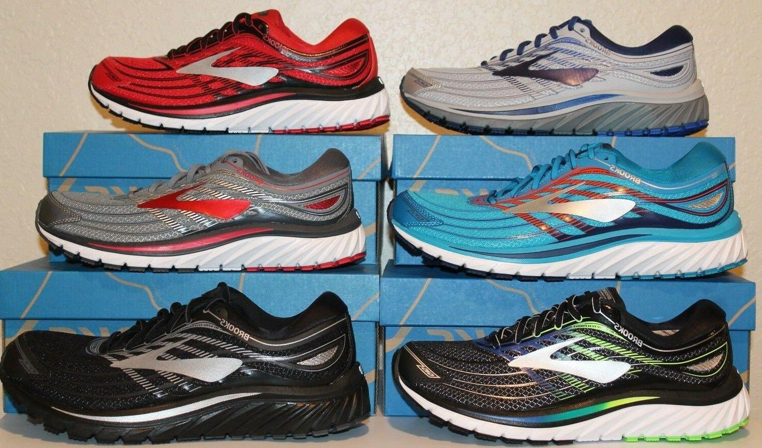 Mens Brooks Glycerin 15 Neutral Cushion Running Shoes 110258