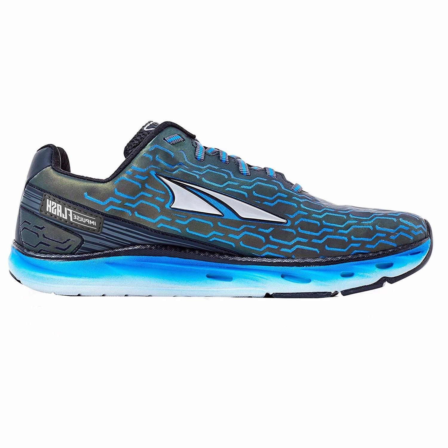 Running Shoes size Black/Blue