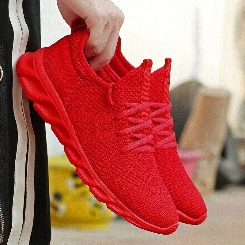 Mens Shoes Casual Running Sneakers
