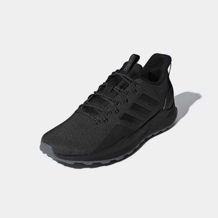 Mens Black Sport Shoes BB7436 Sizes