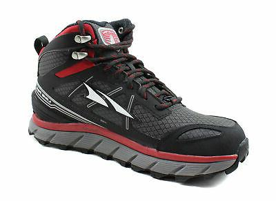 Altra Mens Red Peak Mid Neoshell Trail Shoes