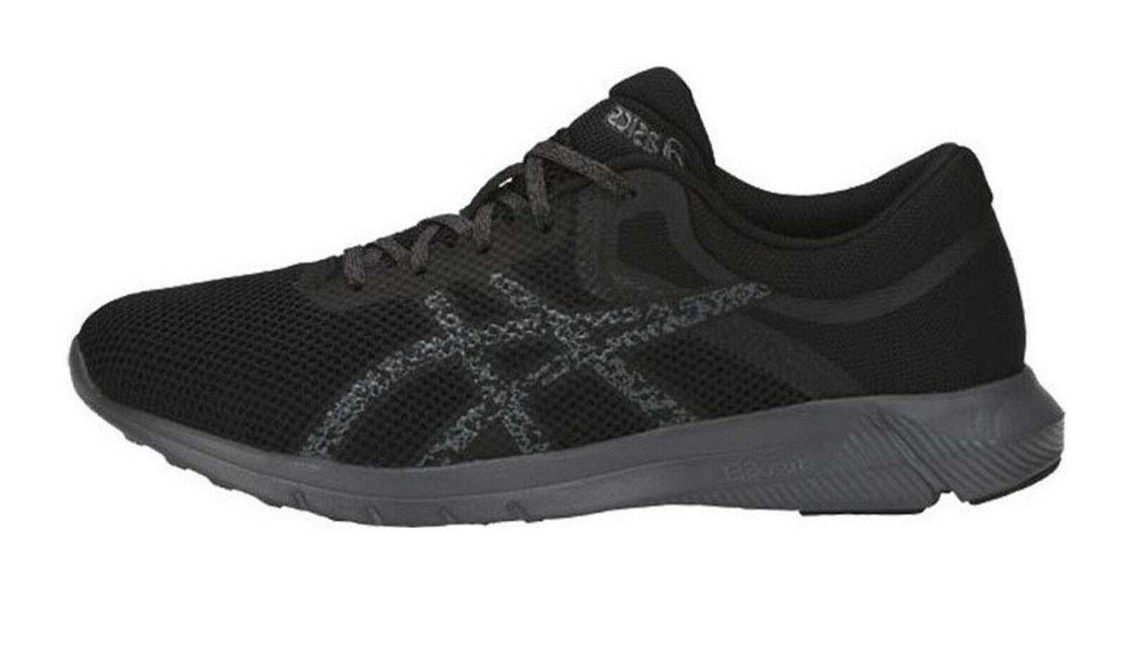 mens running shoes nitrofuze 2 carbon black