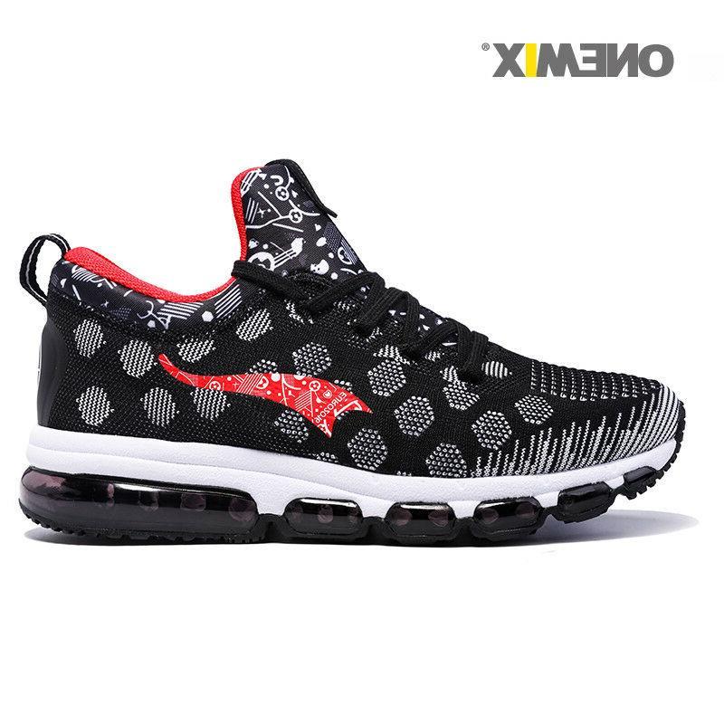 ONEMIX Mens running Shoes Outdoor Sport Sneakers Damping Mal