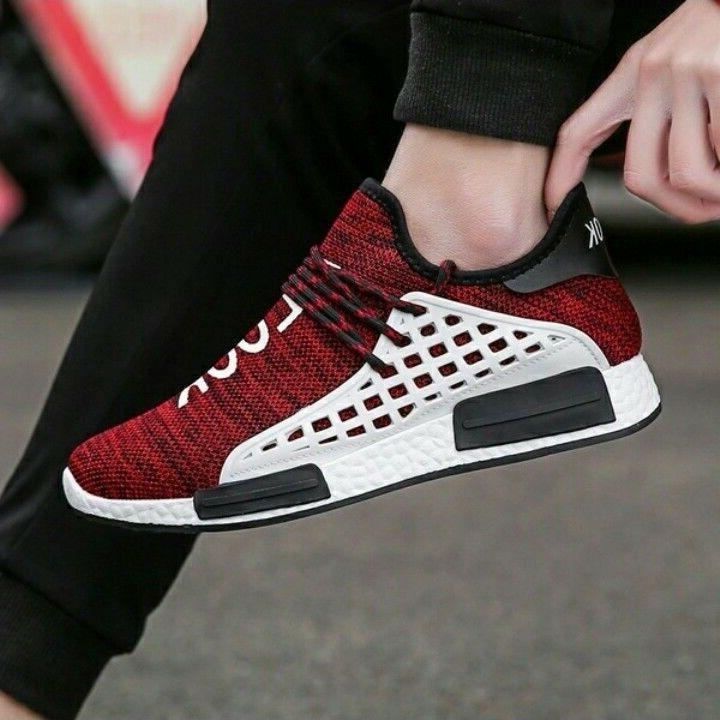 Mens Shoes Breathable Athletic Running Training
