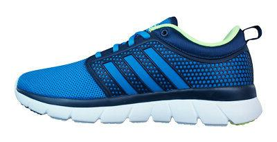 adidas Neo Cloudfoam Mens Sports Shoes - Navy
