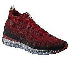 NEW MEN´S ORIGINAL PUMA JAMMING Red Black Running Shoes SZ