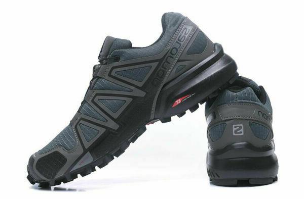 New Men's Speedcross 4 Athletic Running Outdoor Shoes