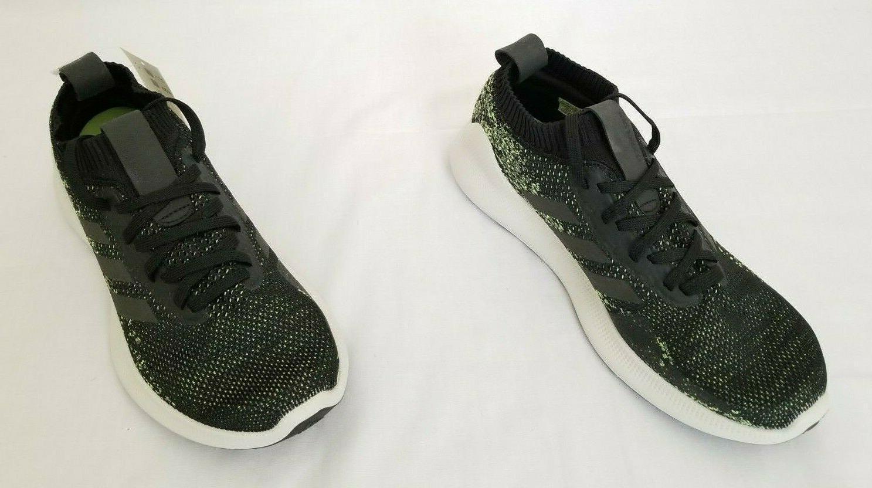 new mens purebounce m running shoes black