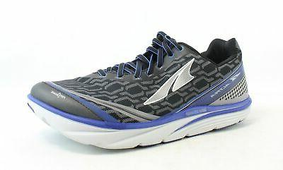 new mens torin iq black blue running