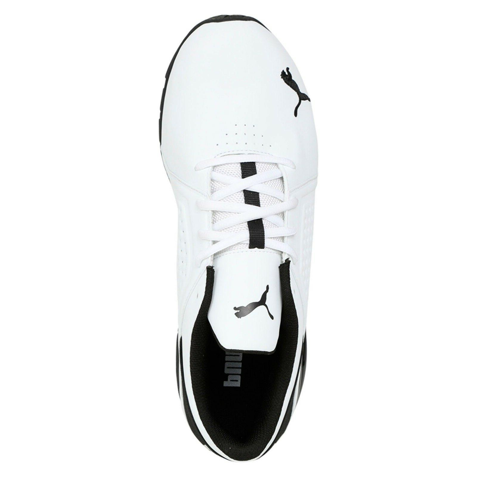 New Puma Runner men's running shoes white