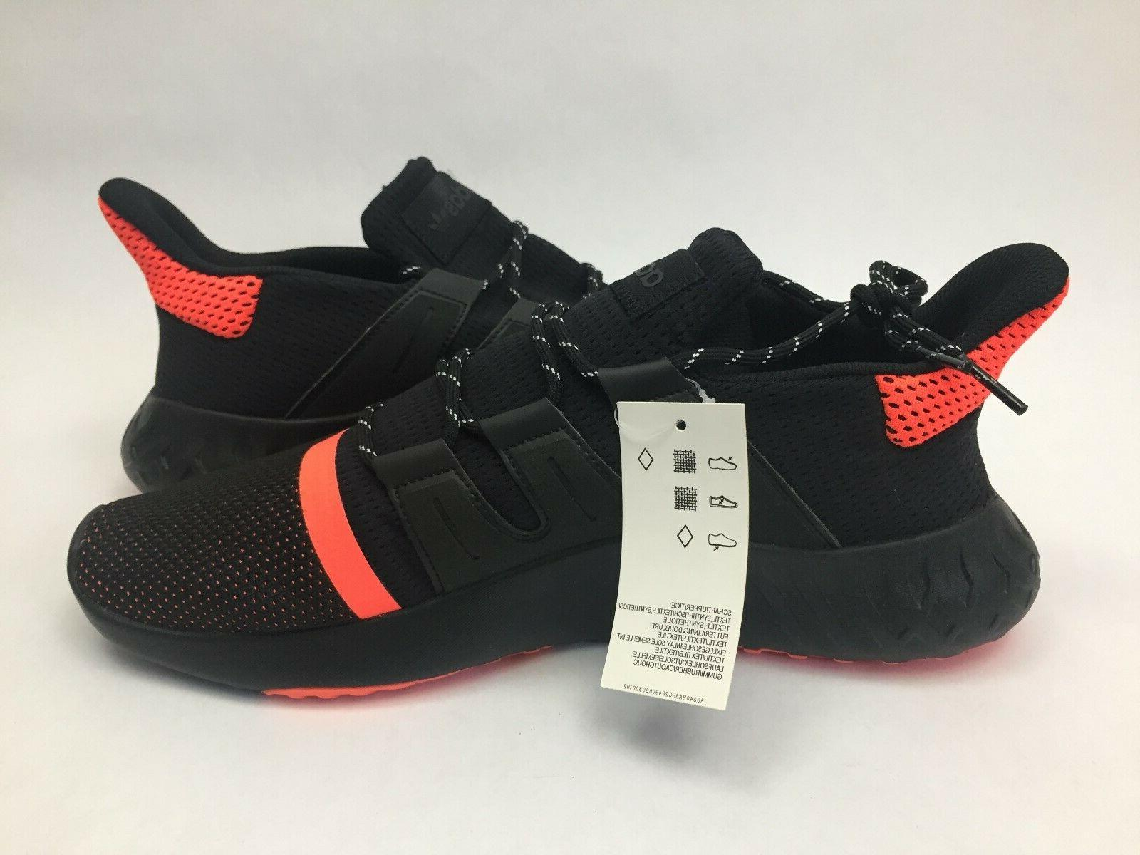 Dusk Shoes Mens Size 12 Black Solar Red AQ1189