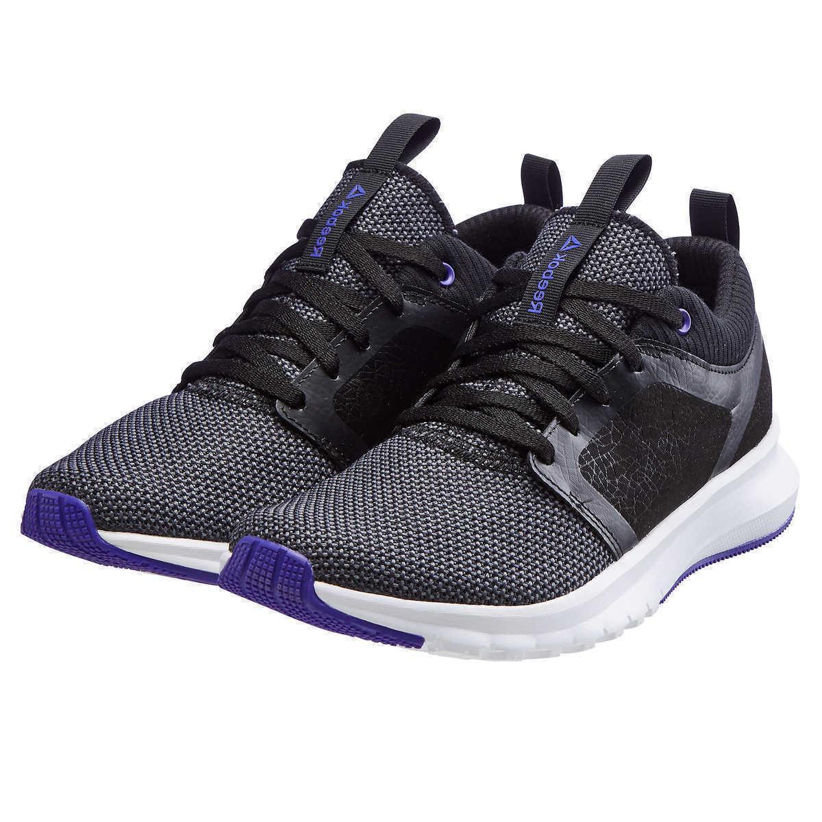 NEW Reebok Print Athlux Shatr Women's Running Shoes- Black P