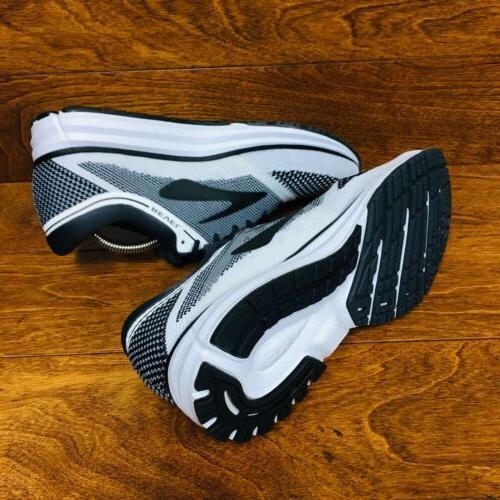 *NEW* Revel Running Sneakers White Black
