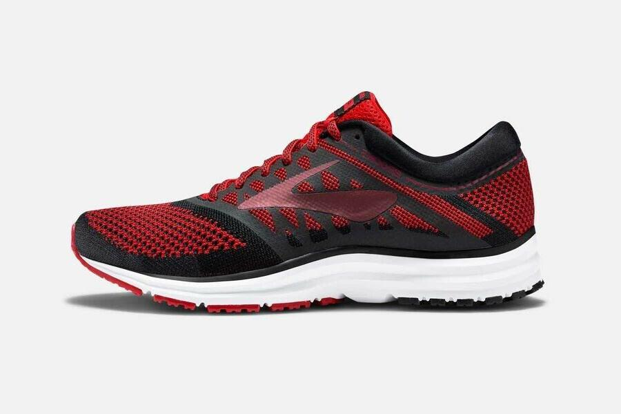 NEW Brooks Red & Shoes 10, 10.5, 11.5, 12,