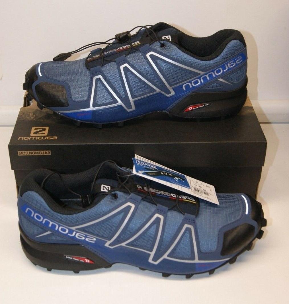 NEW Salomon Speedcross 4 Trail Running Shoes Men's 11.5 MED