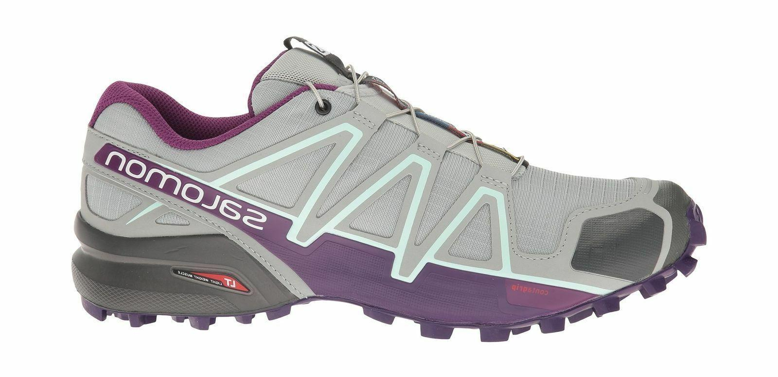 NEW WOMEN'S SPEEDCROSS 4 TRAIL BATTLEFIELD - VARIOUS SIZE