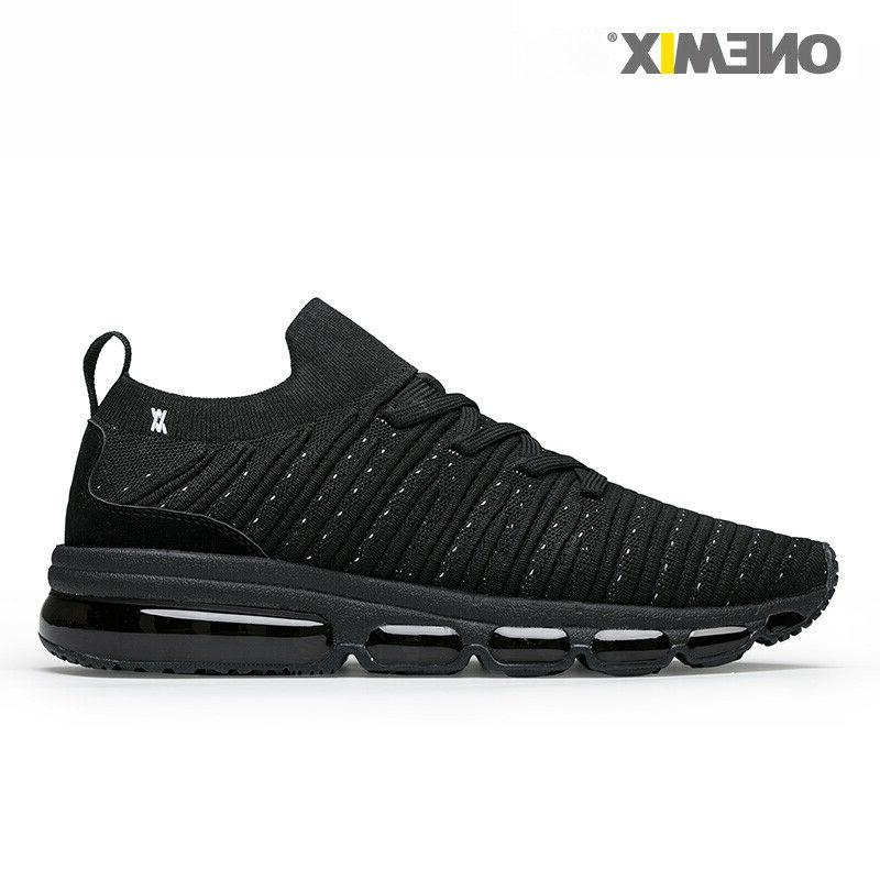 Onemix Newest Fashion Men's Casual Running Shoes Original Sn