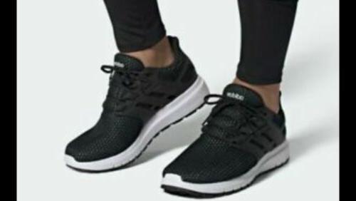 nib ultimashow mens running shoes black white
