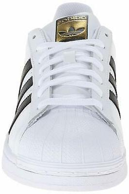 adidas Originals Superstar Running Shoe, 20.0
