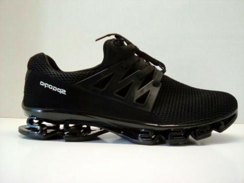 premium selection ba8b4 97f6a Spgorio Performance Mens Springblade style Running Shoes mesh light size 48  EU