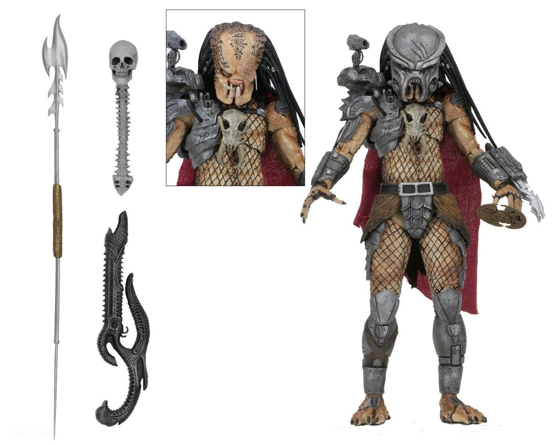 "Predator - 7"" Scale Action Figure - Ultimate Ahab Predator"