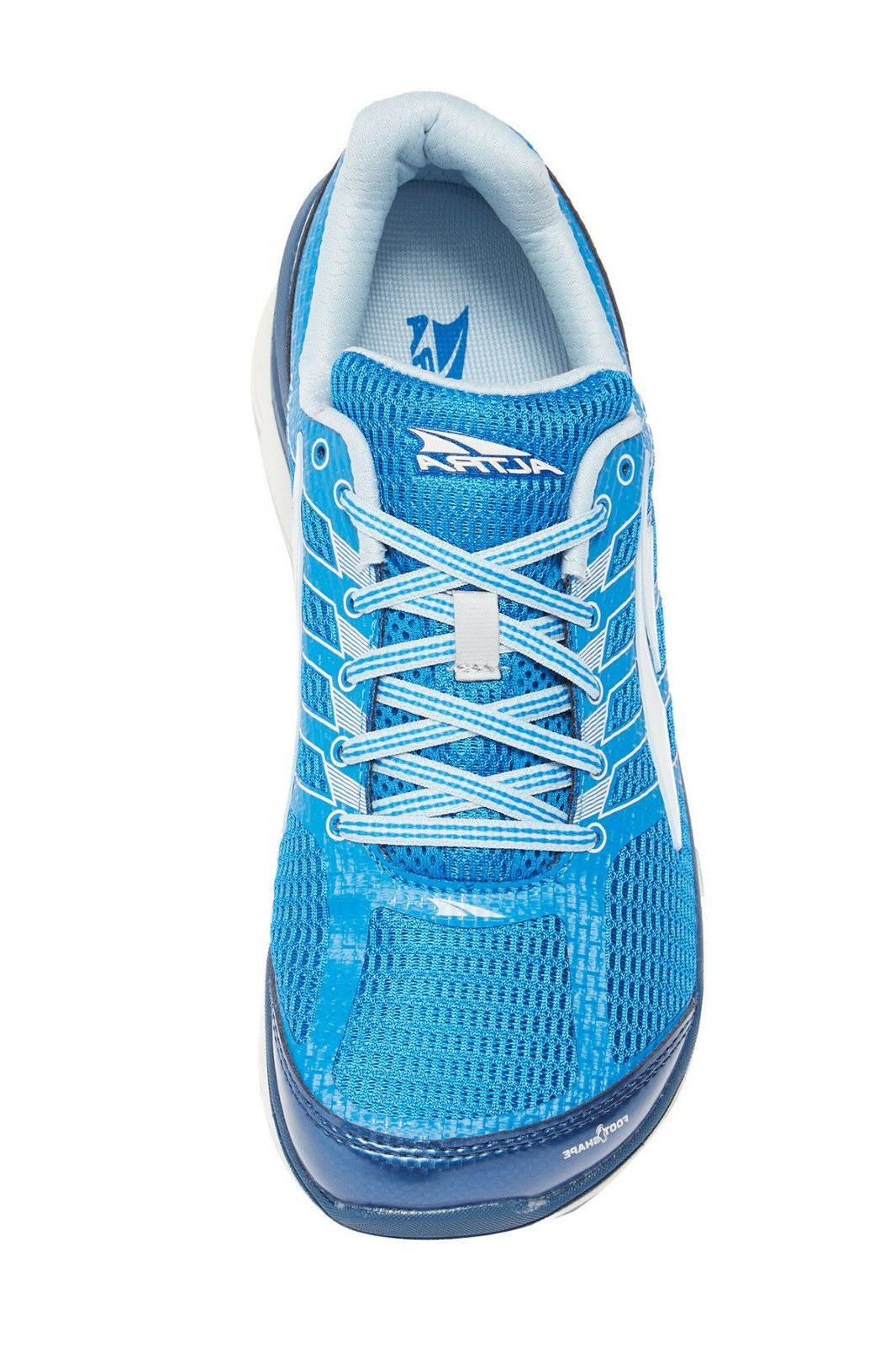 Altra Provision Shoes, Men's D, Blue,