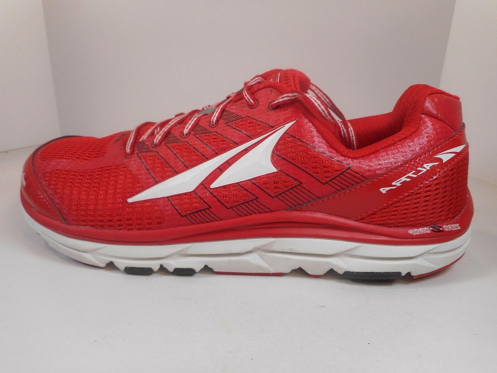 provision men s running shoes red us