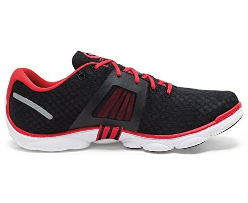Brooks PureConnect Black/High Risk Red/Silver 12
