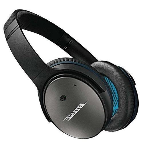 Bose QuietComfort Noise Cancelling Apple Black