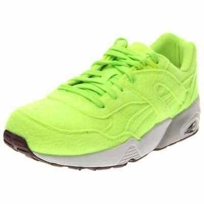 r698 bright casual running shoes green mens