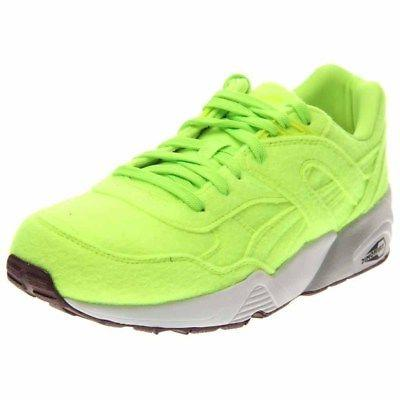 r698 bright running shoes green mens