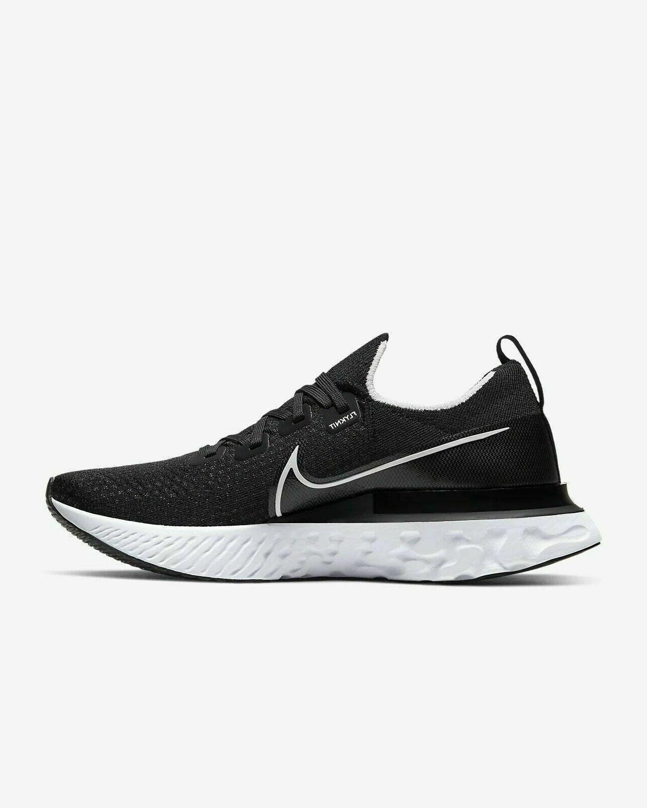 Nike React Infinity Flyknit Running White CD4371-002
