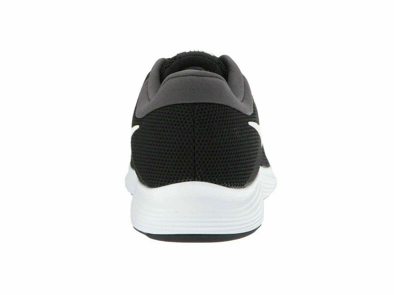 Nike Revolution 4 Running Shoes 908988-001 Men's NEW