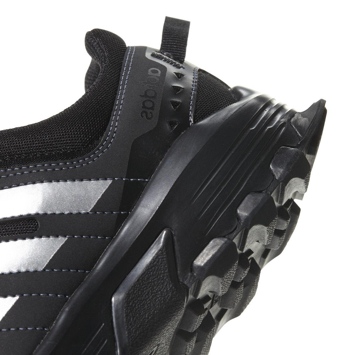 Mens Adidas Rockadia Black Sport Shoes