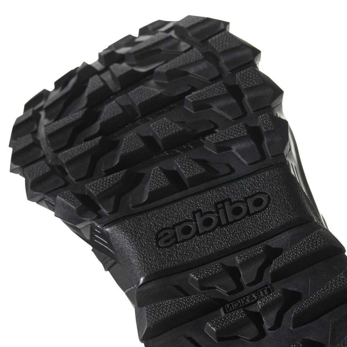 Mens Trail Black Sport Running Shoes CG3982