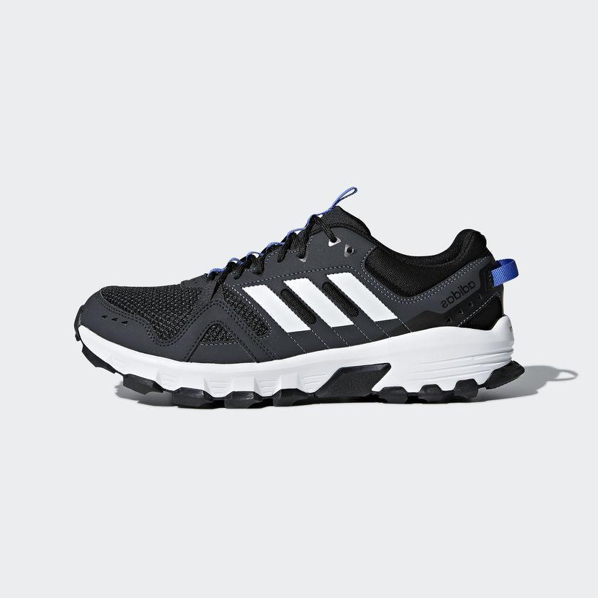 Adidas Rockadia Trail Wide Carbon Athletic Running Shoe AC70