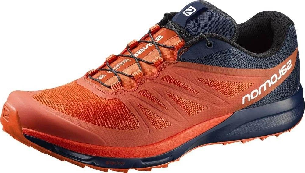 Salomon Sense Pro 2 Mens Sz 11.5  Ortholite Athletic Trail