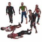 Set 6Pcs Walking DEAD Corpses Movie Characters Action Zombie
