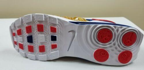 Nike Shox Shoes AR1999-700 Men World Cup Metallic