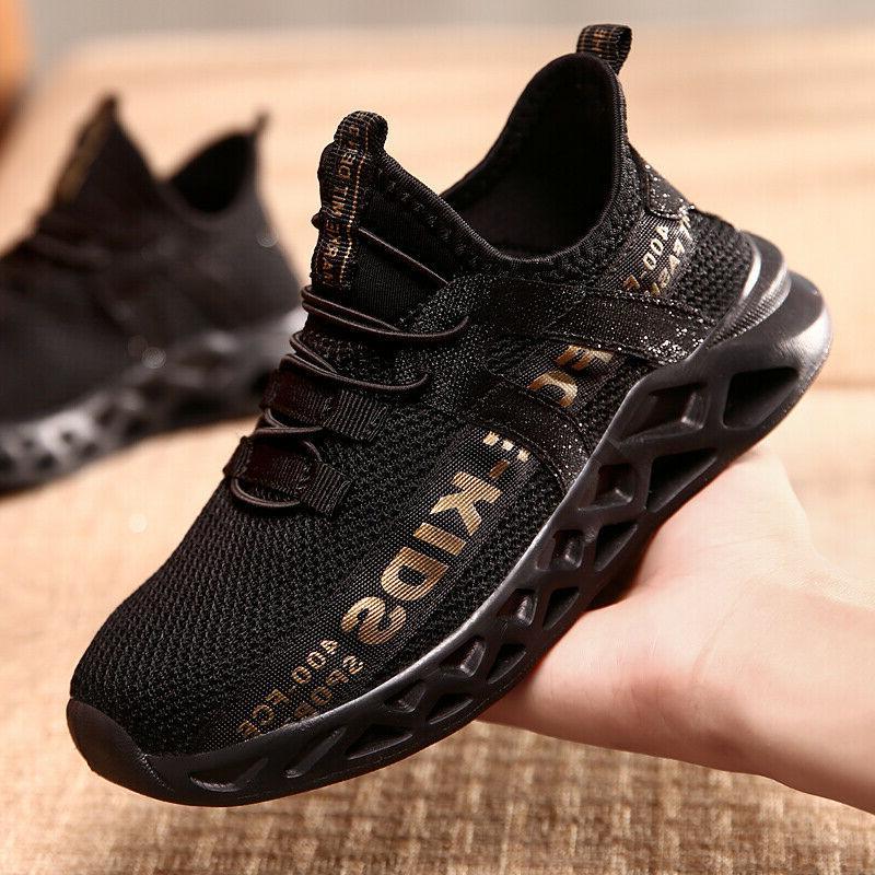 Kids Sneakers Boys Running