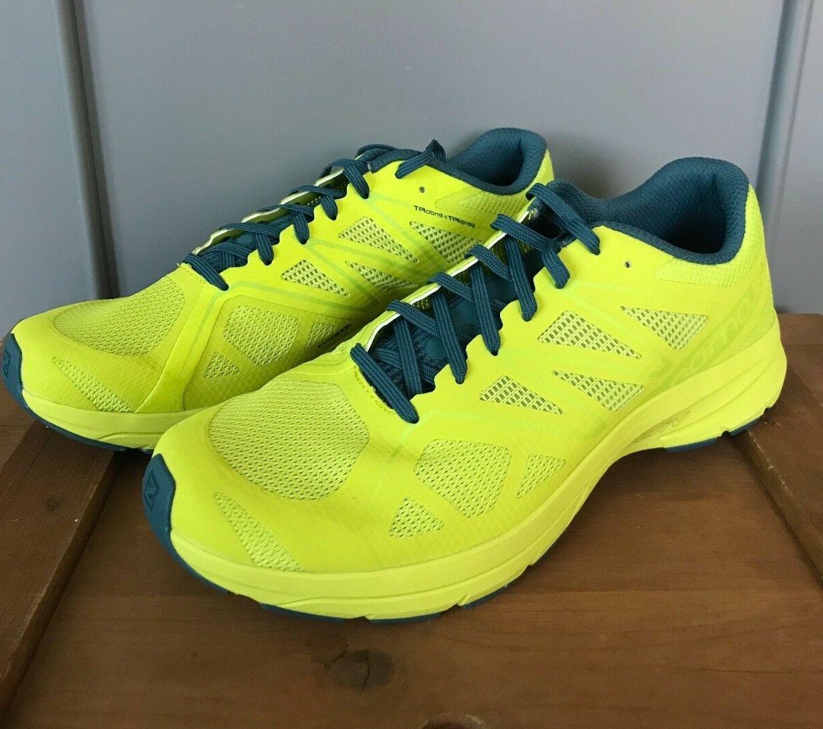 Salomon Sonic Pro 2 Running Shoe, Men's Size 9 #393390