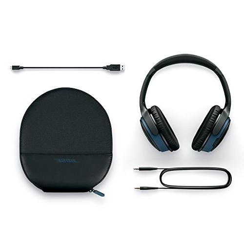 Bose around-ear headphones Black