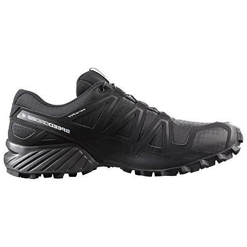 Salomon Men's Speedcross 4 Trail Runner, 8.5 M US
