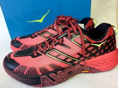 Hoka One One Speedgoat 2 Womens Trail Running Shoes Dubarry