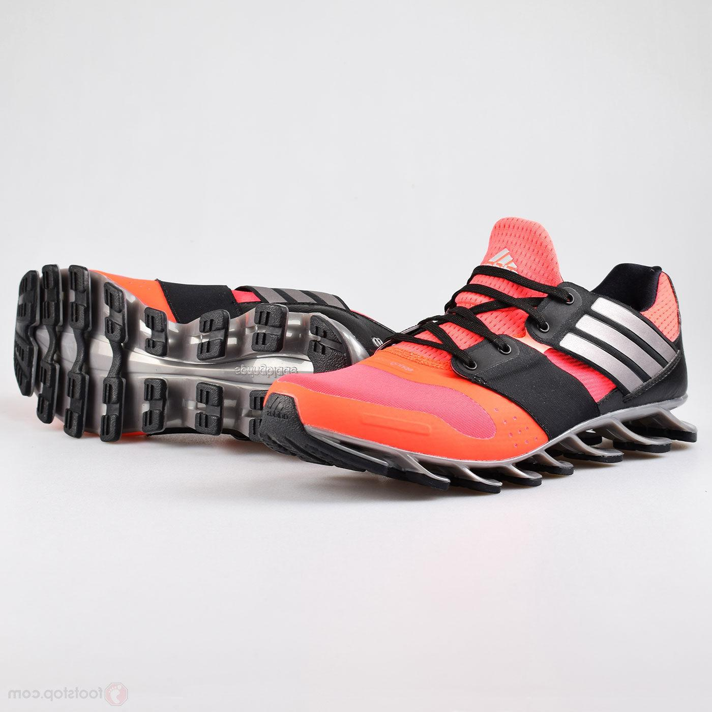 springblade solyce red black mens running shoes