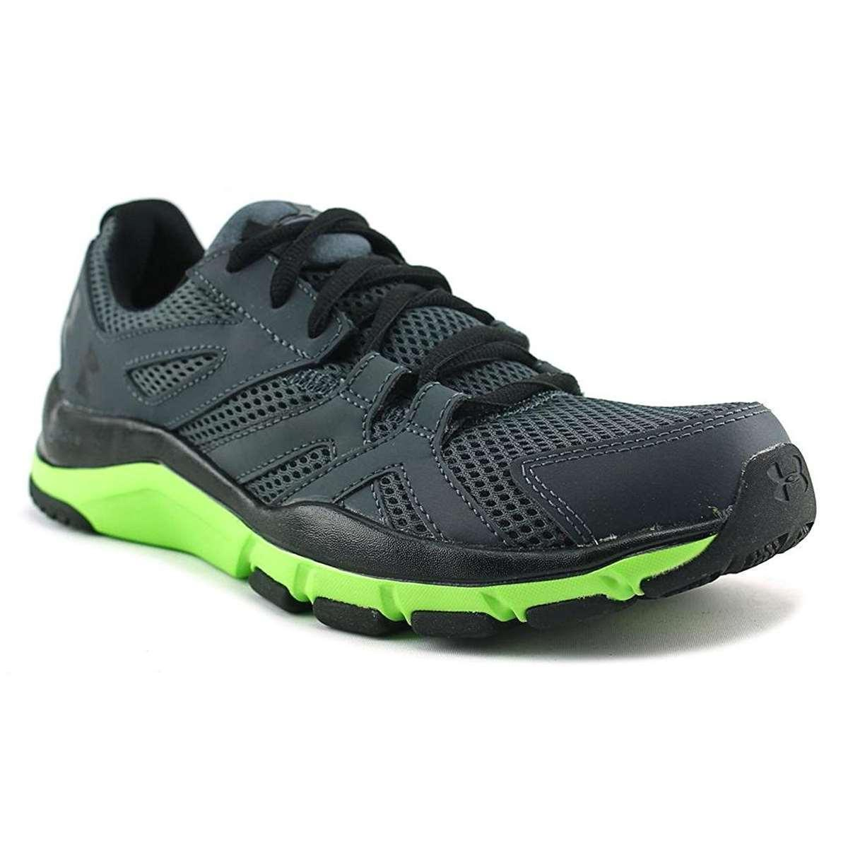 Mens Armour STRIVE 6 Sneakers 1274408-008 NEW