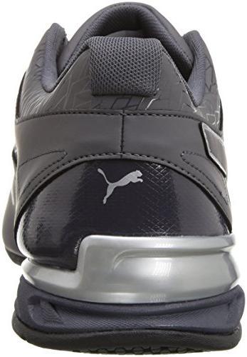 Fracture FM Sneaker, Silver, M