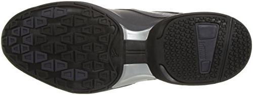 PUMA Men's Fracture FM Sneaker, Periscope Silver,