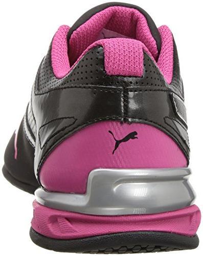 PUMA Tazon WN's fm Cross-Trainer Shoe, Black 6 M US