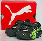 Toddler Puma Voltaic 3 V Little Kids Black Running Shoe Size